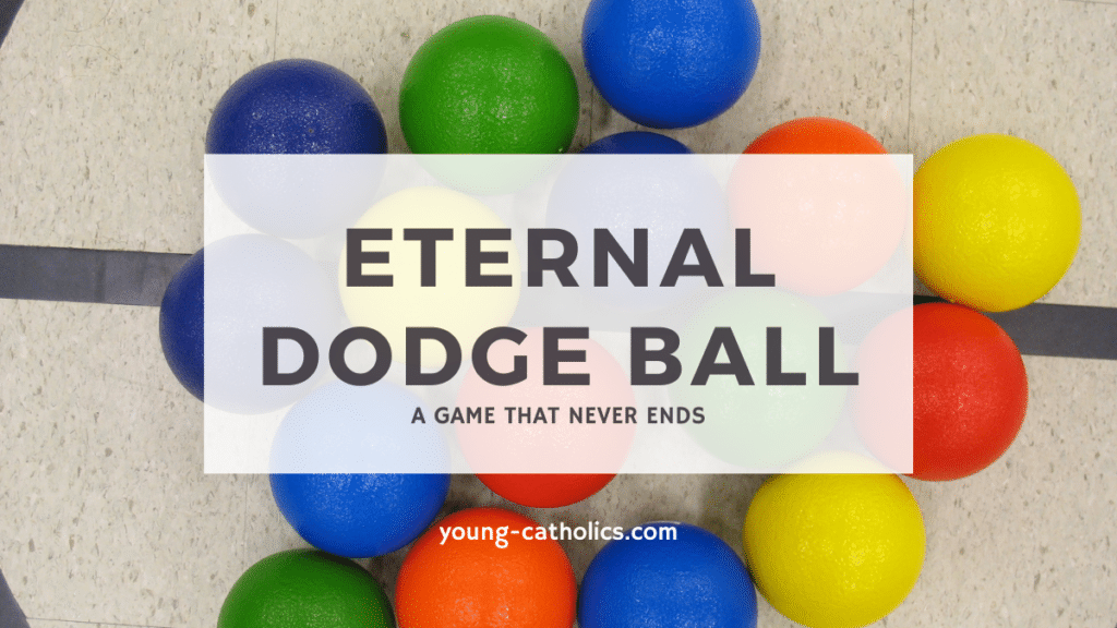 This game of eternal dodge ball can turn into the game that never ends.